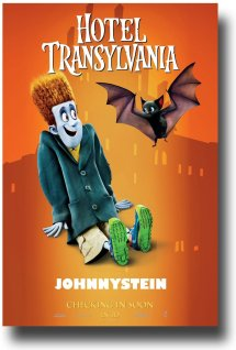 Hotel Transylvania Characters