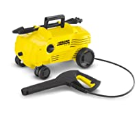 Karcher 1500 PSI Electric Pressure Washer With 15-Foot Hose