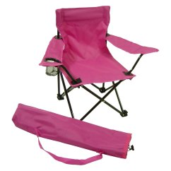 Folding Chair For Child Or Stool Say Crossword Redmon Kids Camp Hot Pink  Amazon