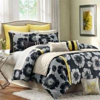 MODERN INTERIOR: Yellow Bedding Sets