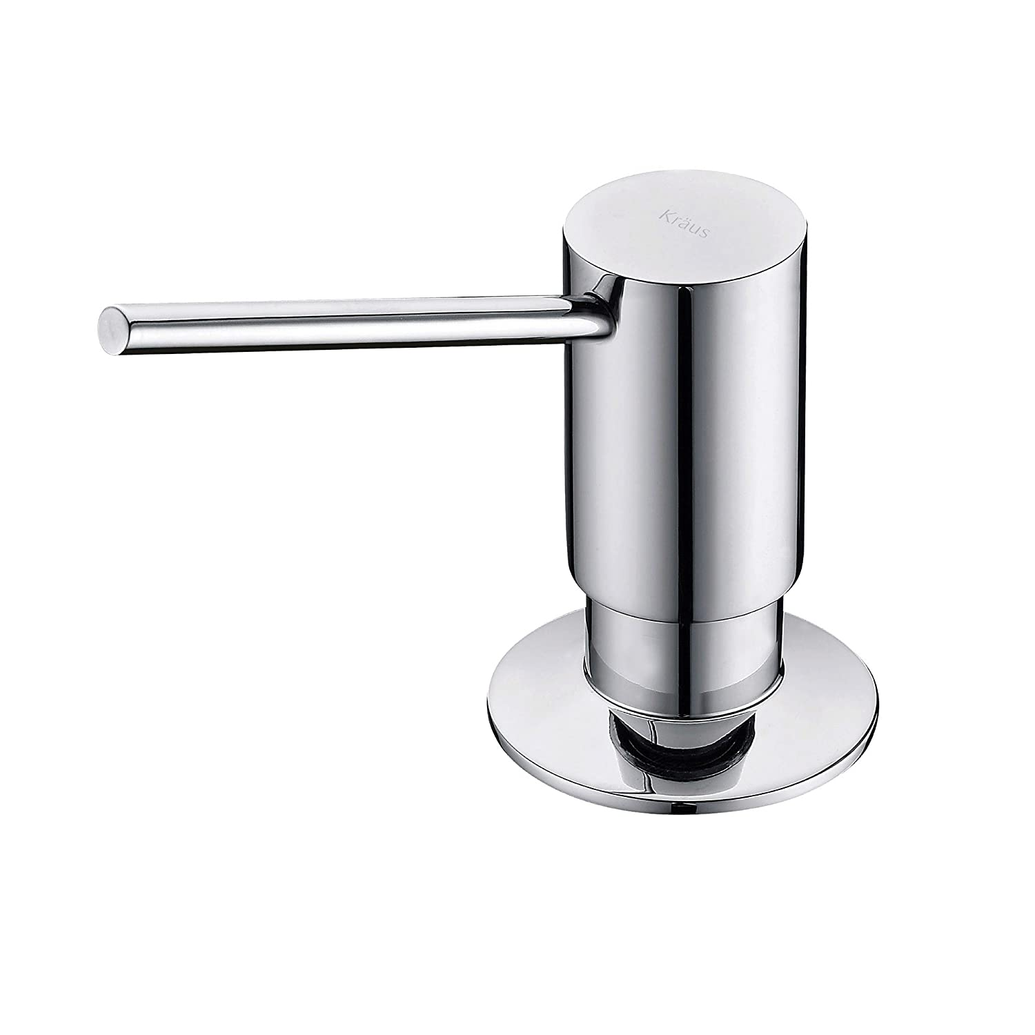 soap dispenser for kitchen rubber mats kraus mateo modern faucet with coil  pros and