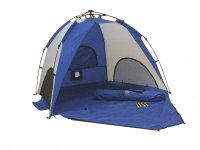 Genji Sports One Step Instant Push Up Hexagon Beach Tent ...