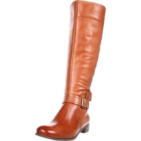 Nine West Women's Shiza Wide Calf Knee-High Boot