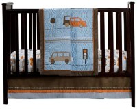 Car Crib Bedding - TKTB