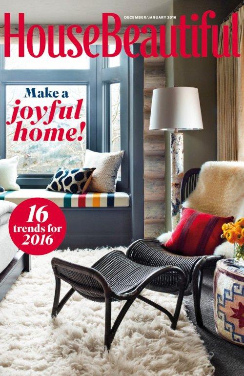 House Beautiful Magazine [Kindle Edition]