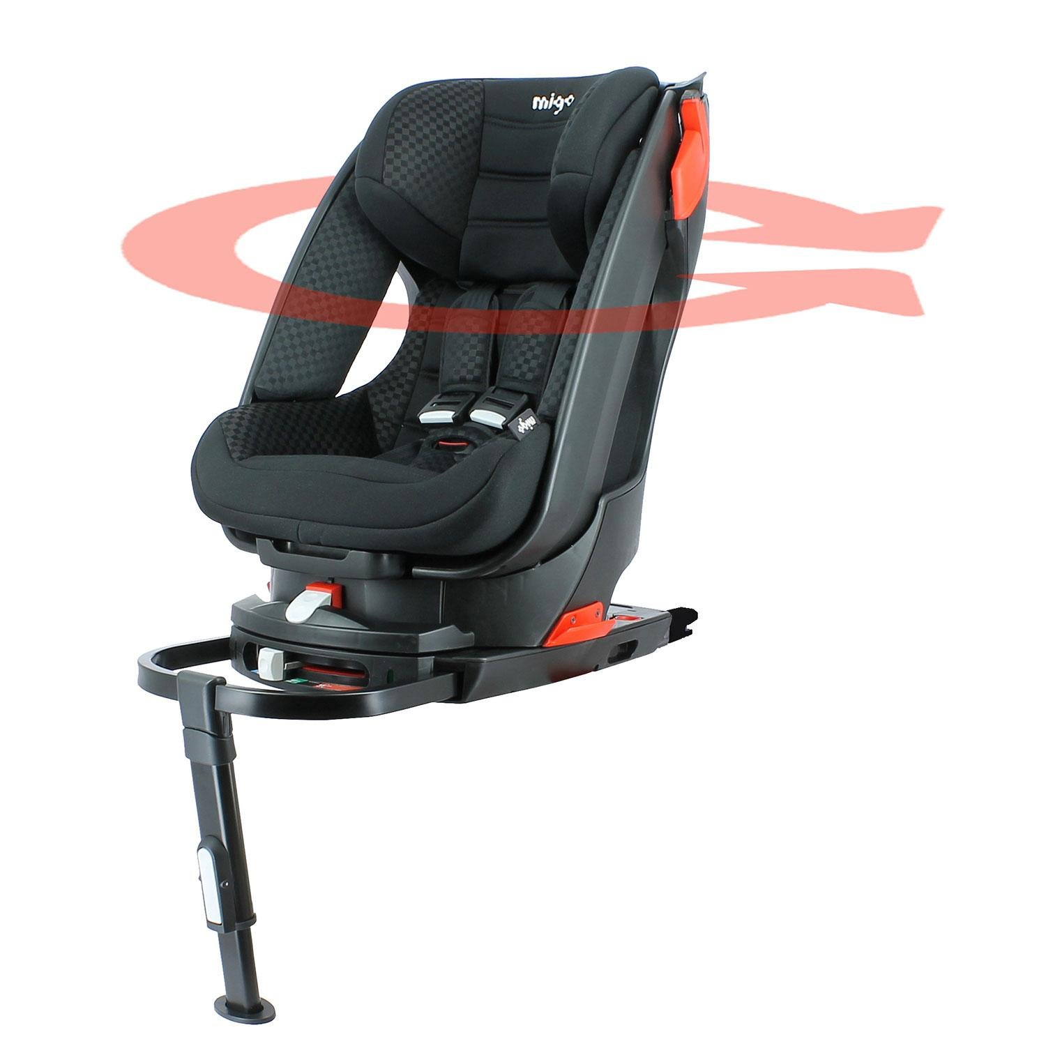 swivel chair for car rentals near me migo seat 43 isofix base  group 1 9 18kg