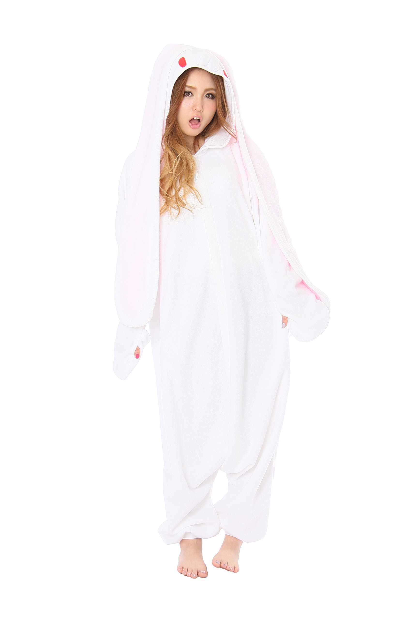 Hanyo Usagi Kigurumi - Adults Costume Halloween