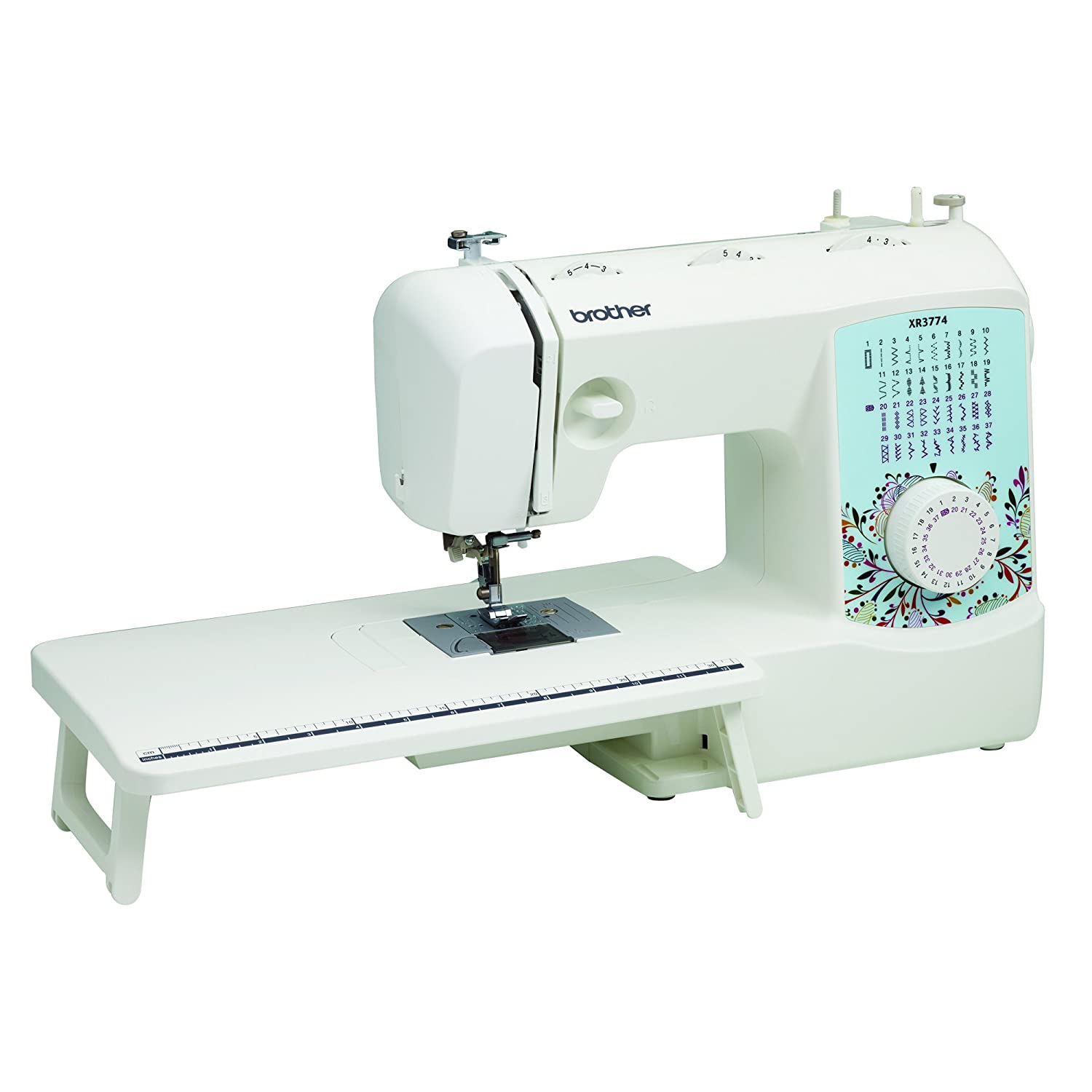 Brother Xr Full Featured Sewing And Quilting Machine