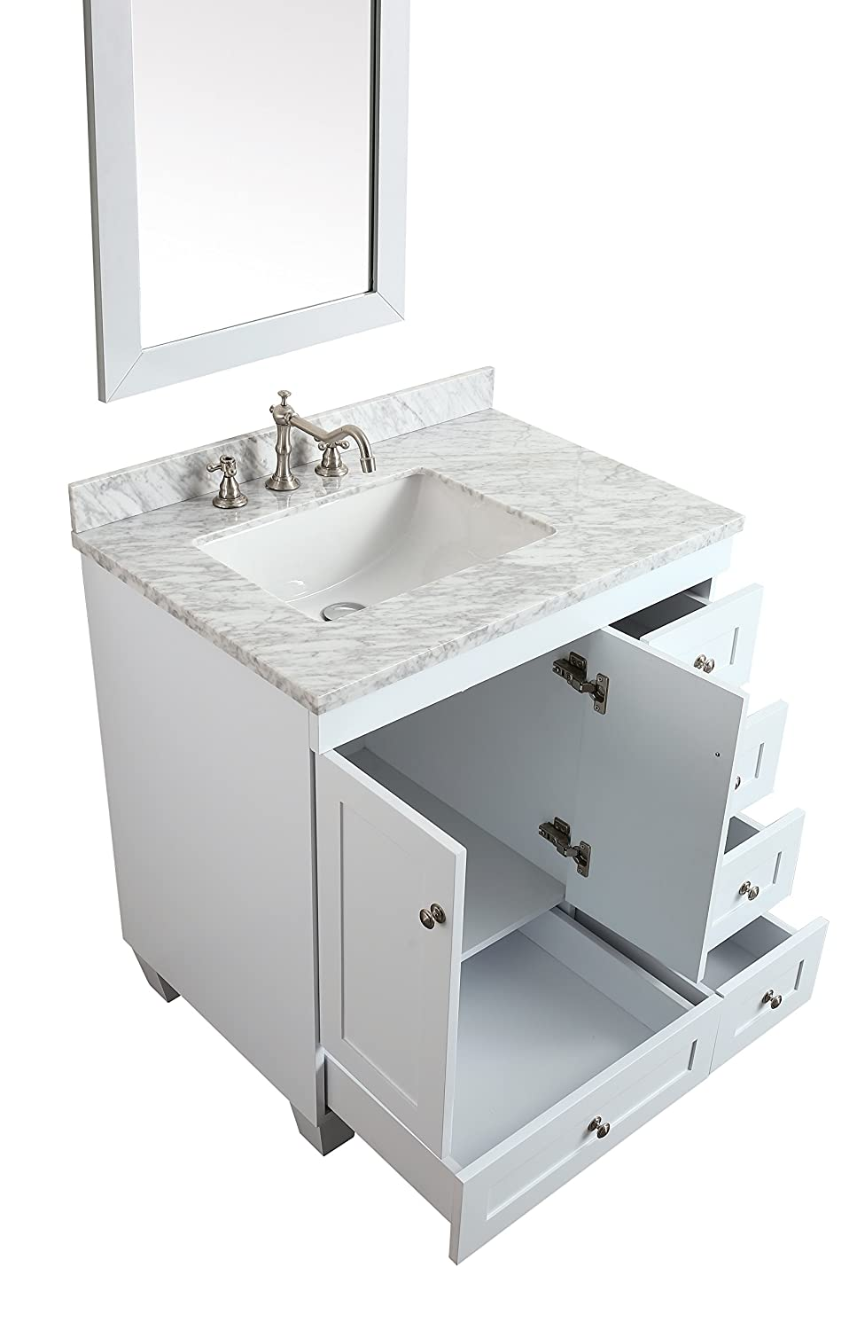 1000 ideas about 30 Inch Vanity on Pinterest  30 Inch Bathroom Vanity Bathroom Vanities and