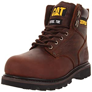 Caterpillar Men's Second Shift Steel Toe Work Boot review