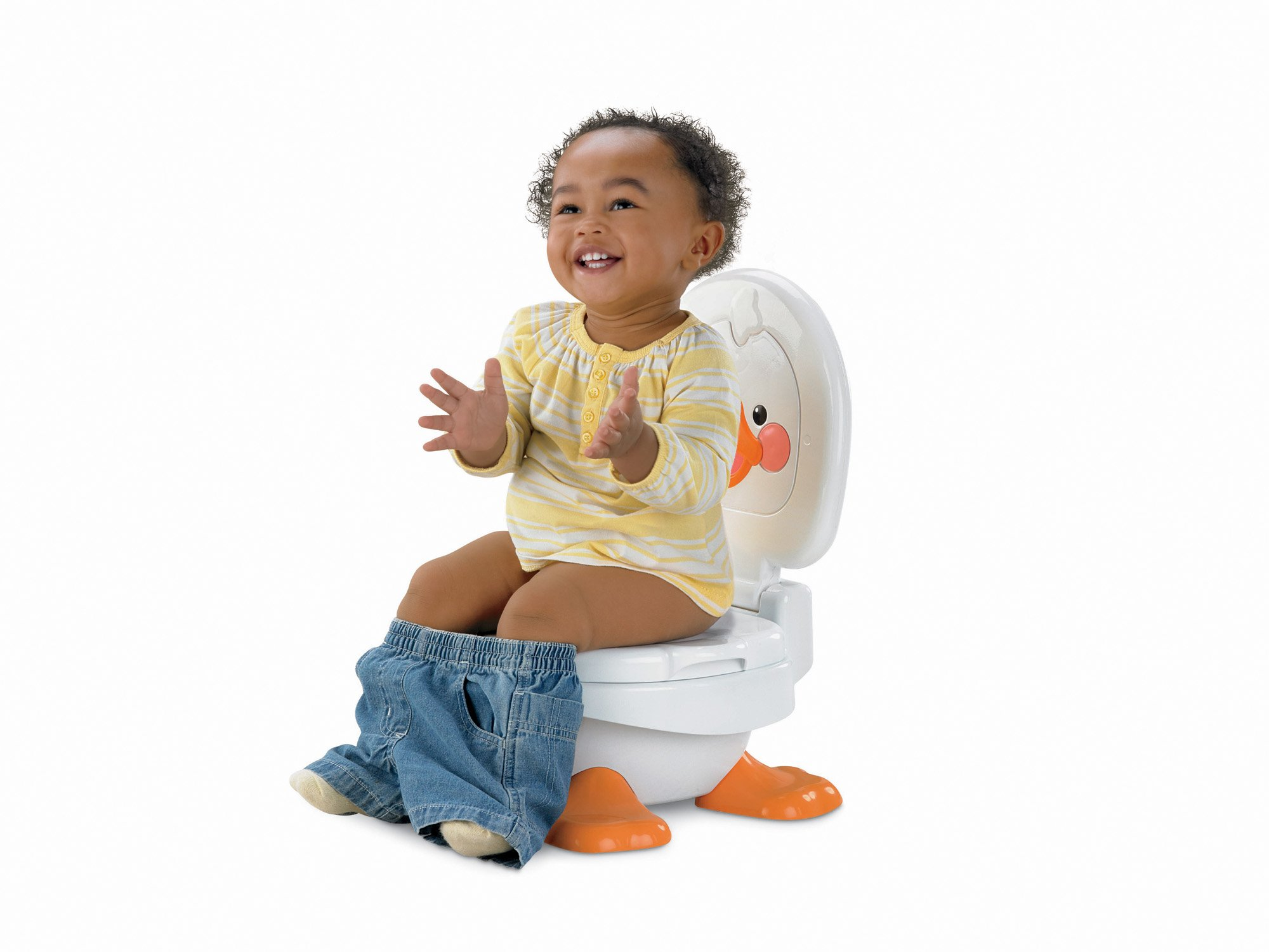 fisher price duck potty chair humanscale office uk classy baby gear