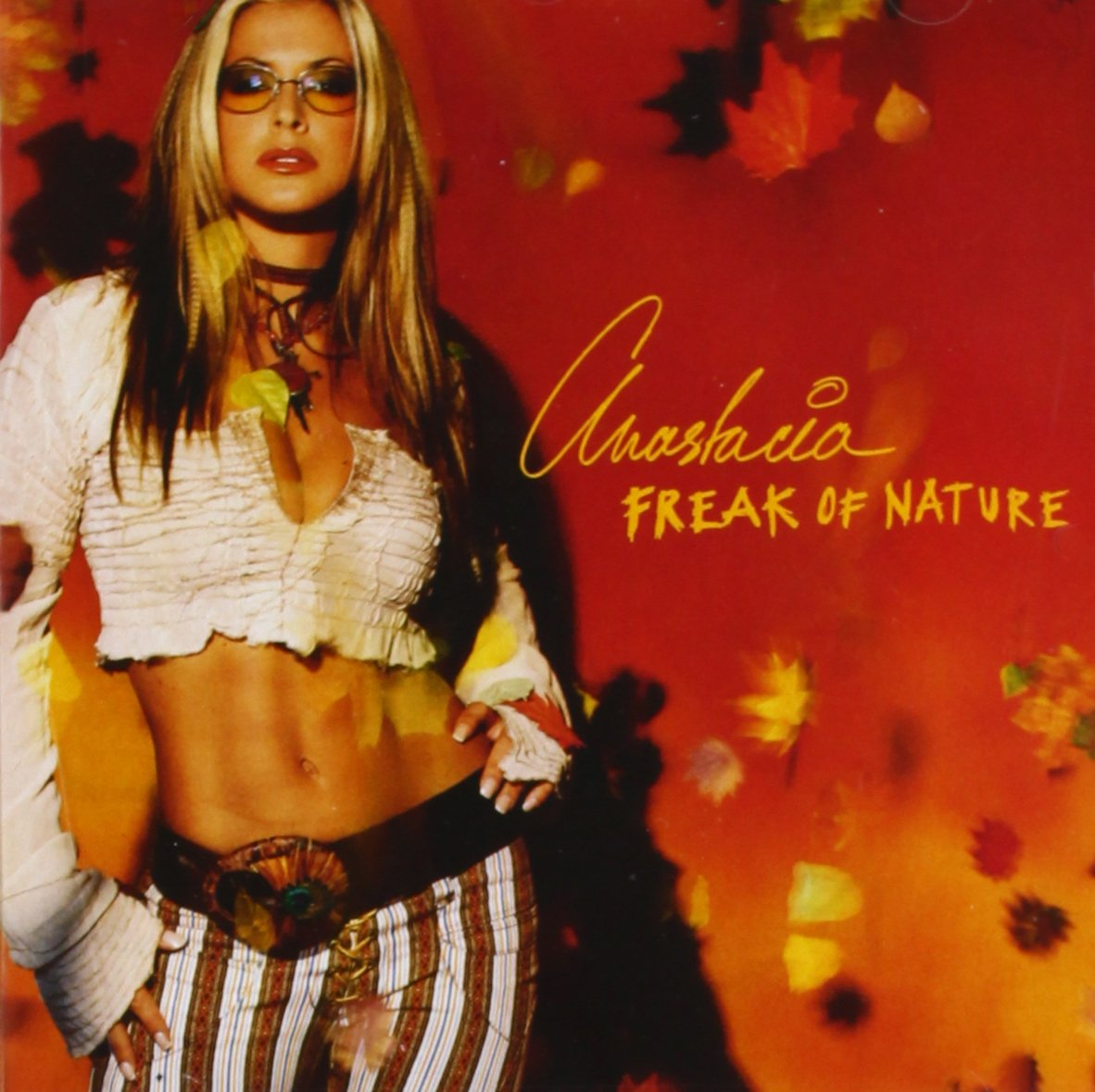 CD Album Anastacia Freak Of Nature EBay