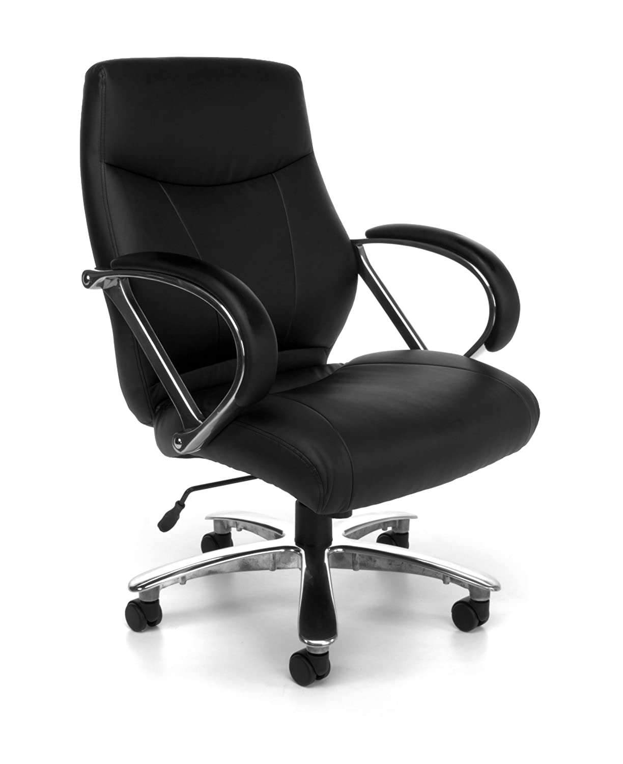 Best Big And Tall Office Chair Big And Tall Office Chairs With 500 Lbs Capacity For Big