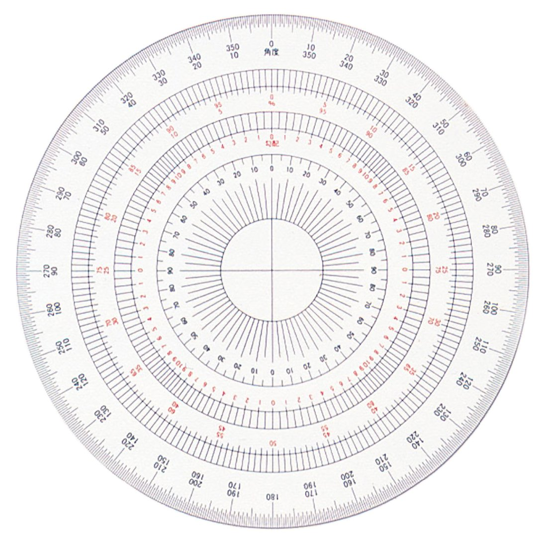360 degree circle diagram banshee wiring help full protractor template printable