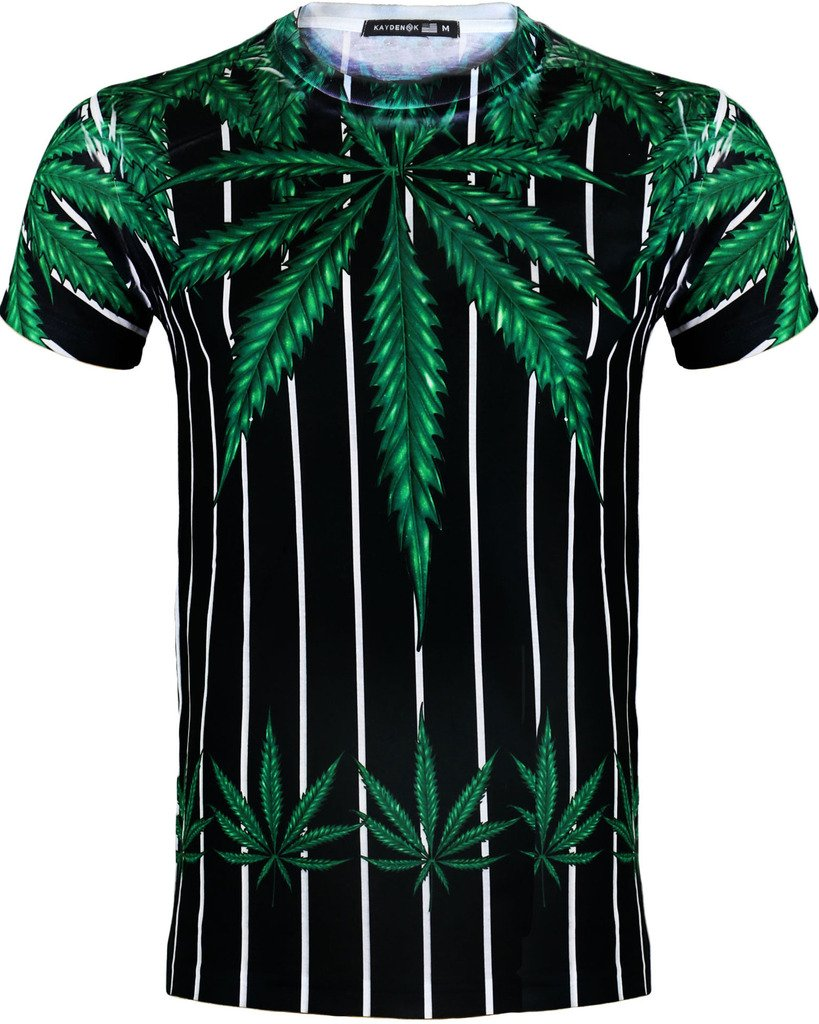 "URBAN ICON MEN'S SUBLIMATION PRINT T-SHIRTS ""FUN PRINTS"""