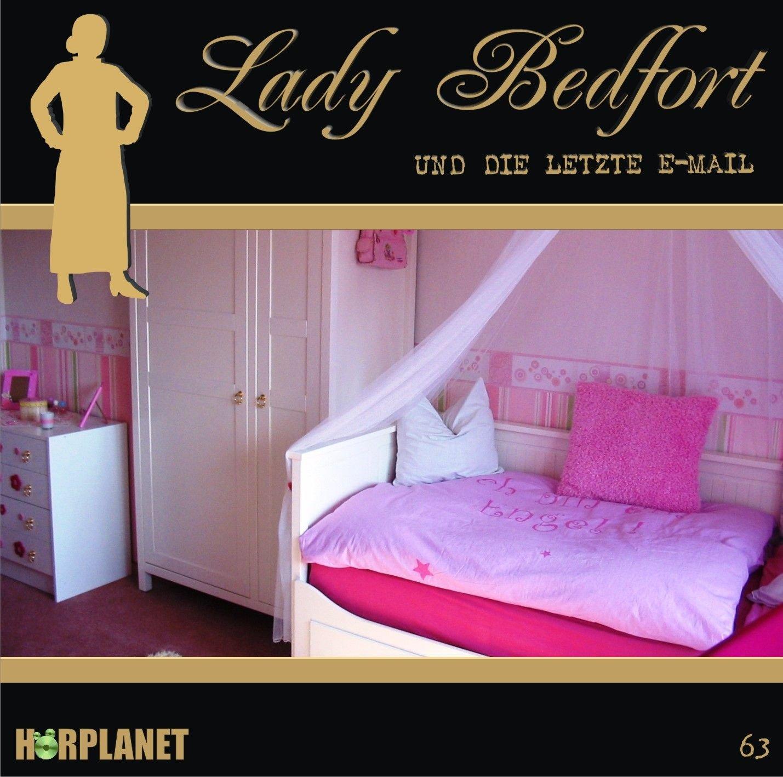 Lady Bedfort (63) und die letzte Email (Hörplanet)