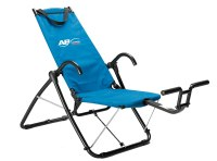 NEW Ab Lounge Sport Abdominal Fitness Exerciser Chair ...