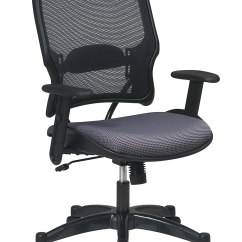 Desk Chair Fabric Hammock Stand Indoor Professional Managers With Air Grid Back And