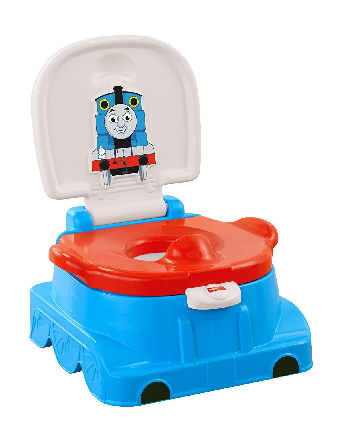 singing potty chair cheap vinyl covers fisher price thomas the tank engine friends railroad
