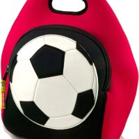 Dabbawalla Bags Lunch Bag, Soccer