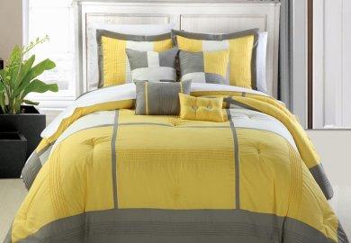 Amazon Yellow Comforters Sets Bedding Home
