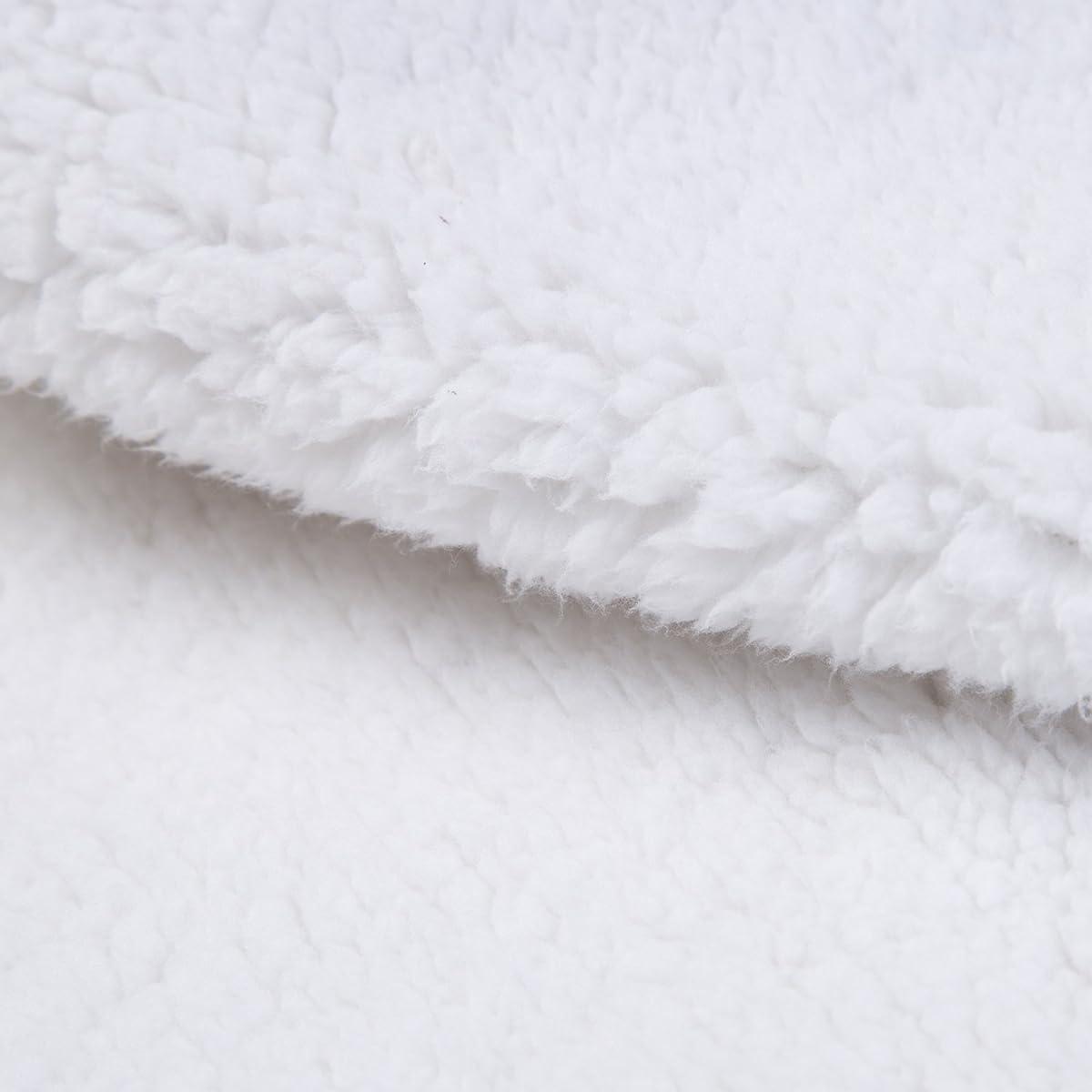 red microfiber sofa dark chocolate leather sherpa throw blanket lt grey 50x60 reversible fuzzy ...