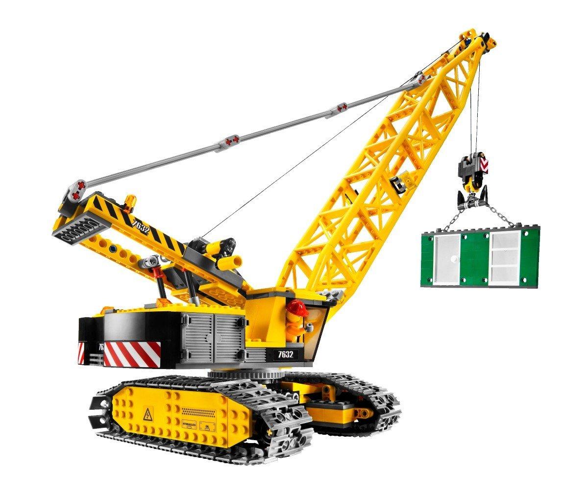 Lego 7632 City Crawler Crane New Sealed Retired