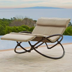 Double Lounge Chair Herman Miller Chairs Uk Best Outdoor Folding Recliners Seekyt
