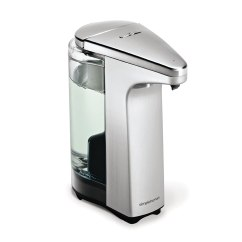 Kitchen Dish Soap Dispenser Floor Tile Ideas Best Automatic And Manual Dispensers For Sink