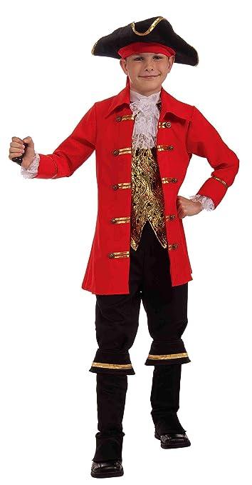 Colonial Captain// George Washington 4 Pc Costume Child Size 12-14