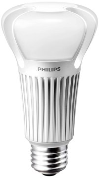 Philips 451906 100 Watt Equivalent A21 LED Light Bulb Soft ...