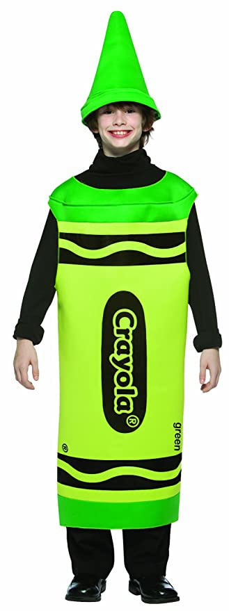Rasta Imposta Crayola, Green, Tween 10-12