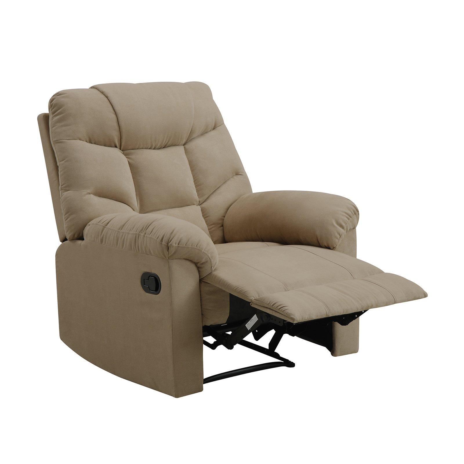 wall hugger recliner chair wheelchair amazon handy living prolounger microfiber