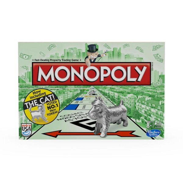 Hasbro Games Monopoly Board Game Online