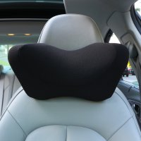 Car headrest pillow, Car Neck Pillow Memory Foam With ...