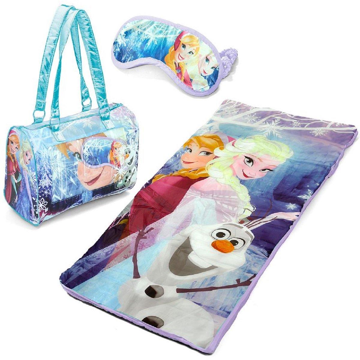 Frozen Sleeping Bags  Sleepover Sets  WebNuggetzcom
