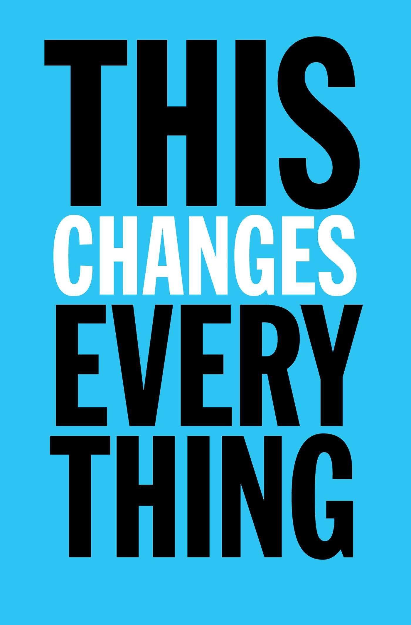 Questo cambia tutto