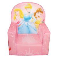 Disney Princess Children's Chairs and Girl's Bedroom Decor