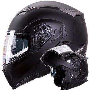 IV2-Dual-Visor-Modular-Motorcycle-Helmet