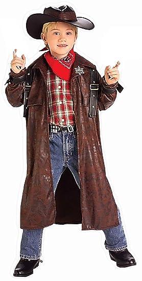 Forum Novelties Desperado Cowboy Child Costume, Small