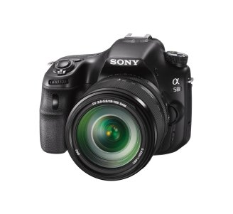 Sony Alpha A58Y 20.1MP Digital SLR Camera