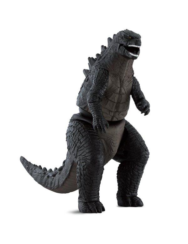 Godzilla Legends 2014 Movie Smash Strike