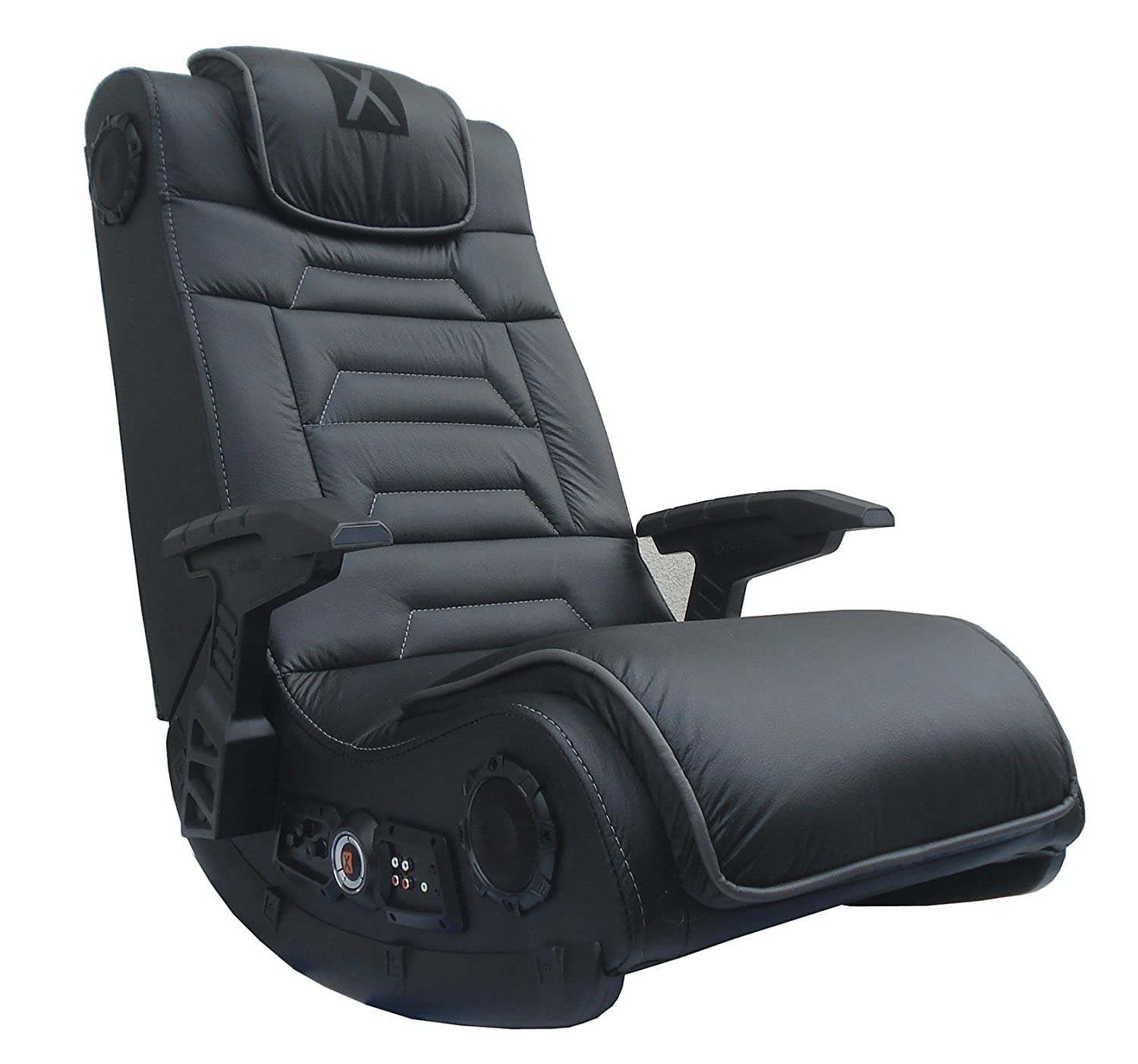 gaming chair reviews 2016 uk black and white rocking cushions best  ultimate buying guide