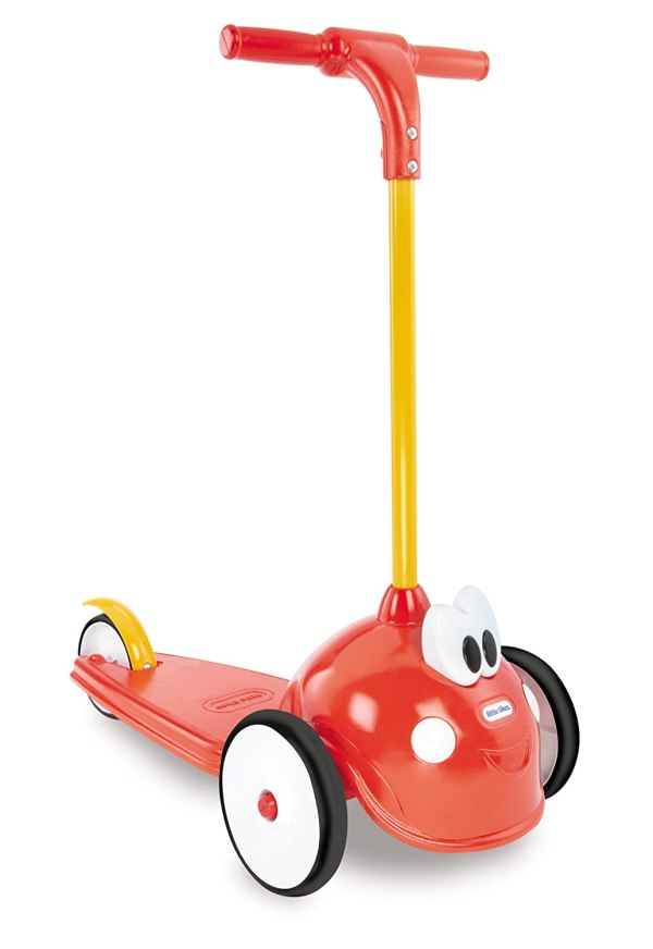 Drop Little Tikes Cozy Coupe Scooter Ride