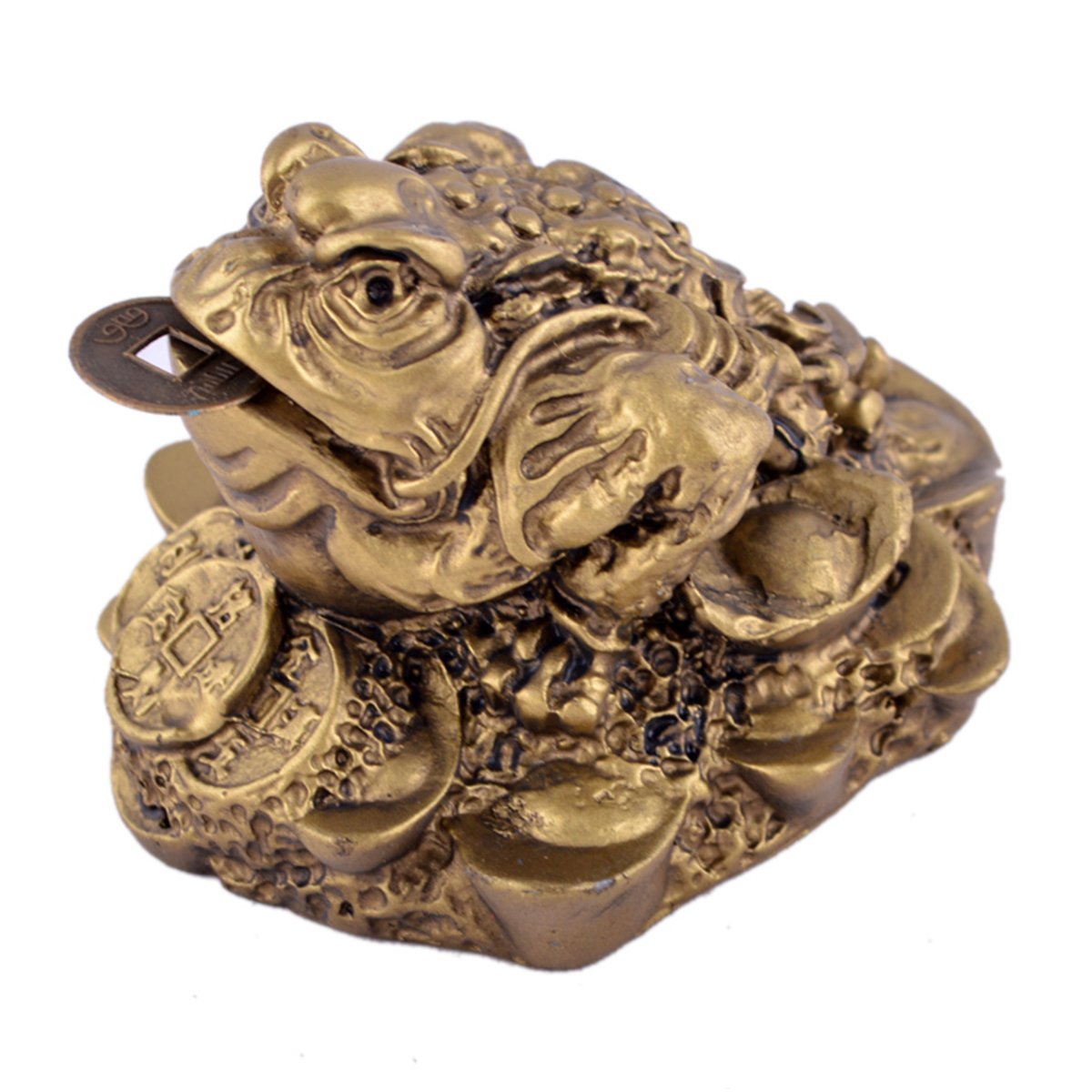 Feng Shui Money Frog Three Legged To Attract Wealth