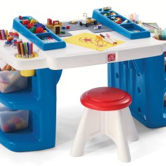 Toys R Us Lego Table And Chairs Folding Makeup Chair Art Desk For Kids  Fel7