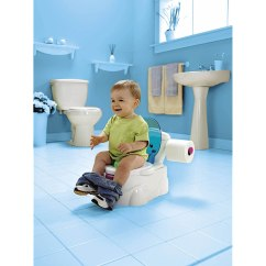 Singing Potty Chair Kmart Dining Table And Chairs Fisher Price Cheer For Me Realistic Musical Fun Easy