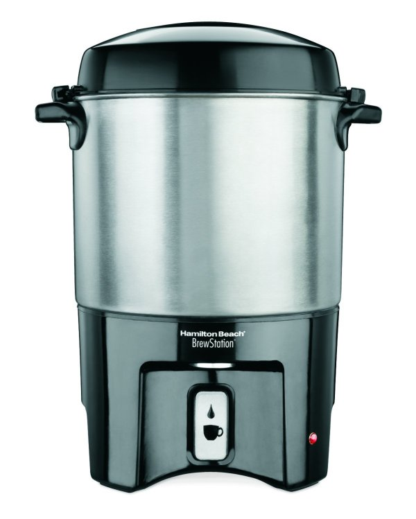 Hamilton Beach 40 Cup Coffee Maker