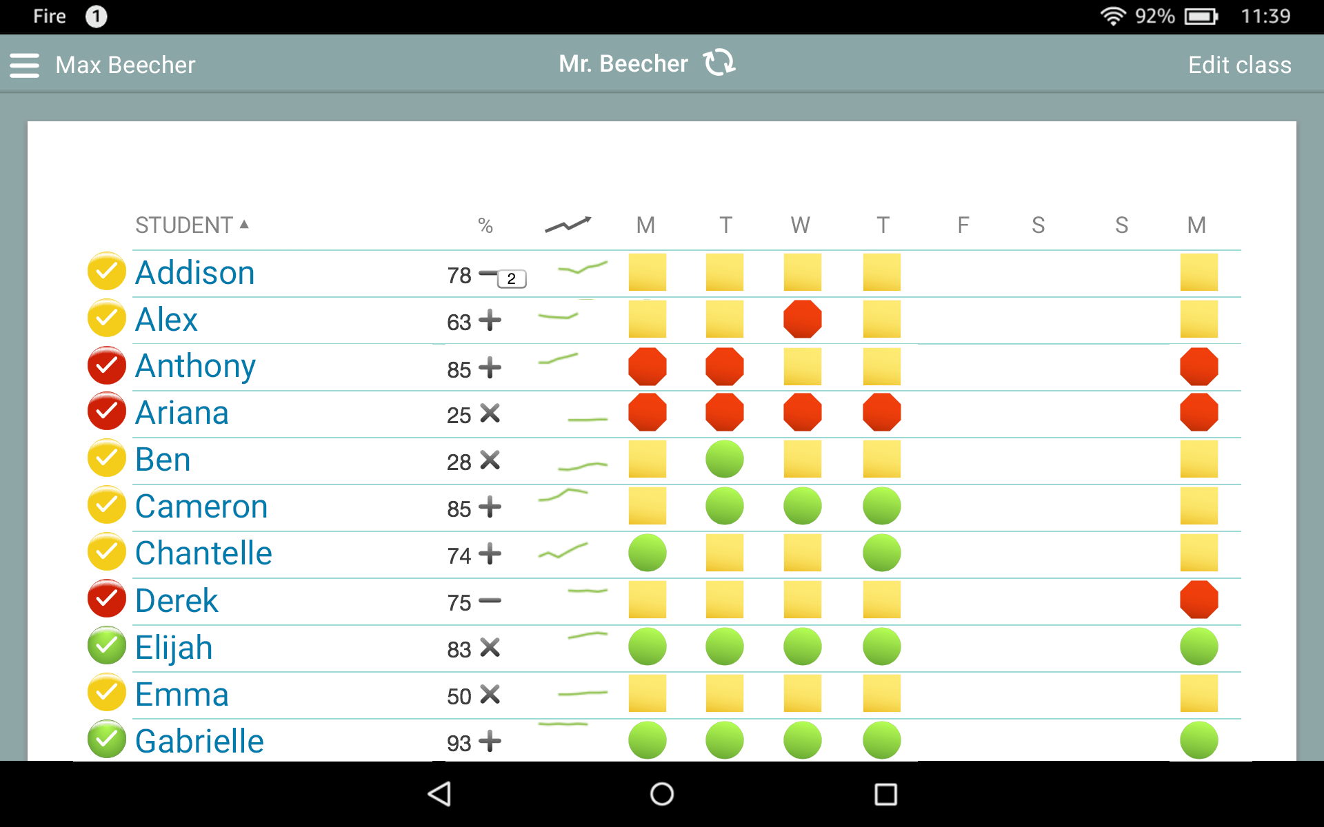 Amazoncom XtraMath Appstore for Android