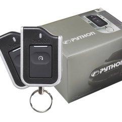 Ultra Remote Car Starter Wiring Diagram Bmw E30 Python 4205p 2 Way One Button Cat Auto Start System